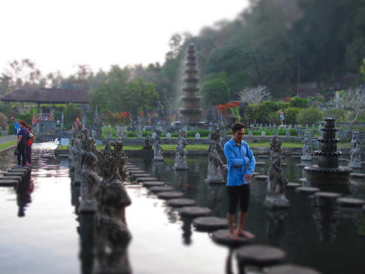 Tirtagangga Water Palace (Photo by: Gabriele Ferrando)