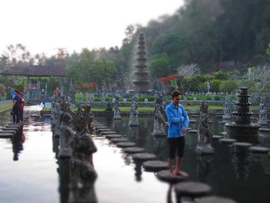 Tirtagangga Water Palace a Bali