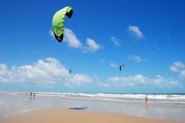Kitesurf in Paracuru - BRASILE