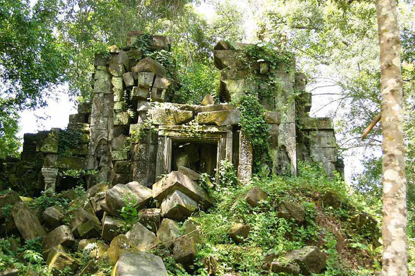 Beng Mealea Temple (Photo by Jack French)
