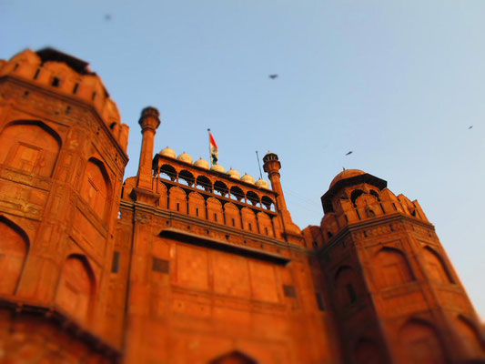 Red Fort Delhi (Photo by Gabriele Ferrando - LA MIA ASIA)