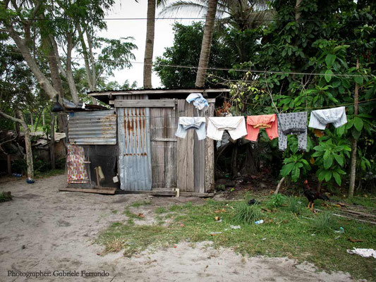 Villaggio di Mabul, borneo malese (Photo by Gabriele Ferrando - LA  MIA ASIA)