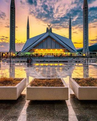 VIAGGIO DI GRUPPO KALASH VALLEY PAKISTAN - Faisal Mosque