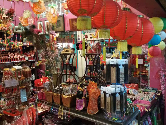 Central Market a Kuala Lumpur (Photo by Gabriele Ferrando - LA MIA ASIA)