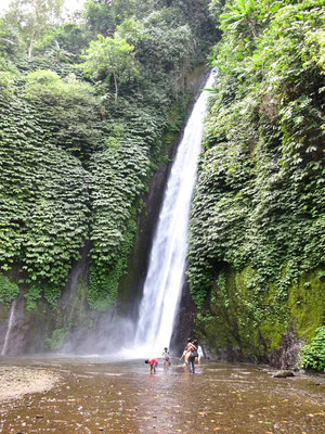 Munduk Waterfall (Photo by: Gabriele Ferrando)