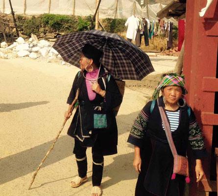 Vietnam. Minoranze etniche a Sapa. (Photo by Gabriele Ferrando - LA MIA ASIA)