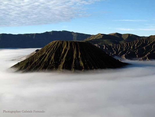 Indonesia. Vulcano Bromo (Photo by Gabriele Ferrando - LA MIA ASIA)