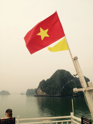 Halong Bay, Vietnam del Nord (Photo by Gabriele Ferrando - LA MIA ASIA)