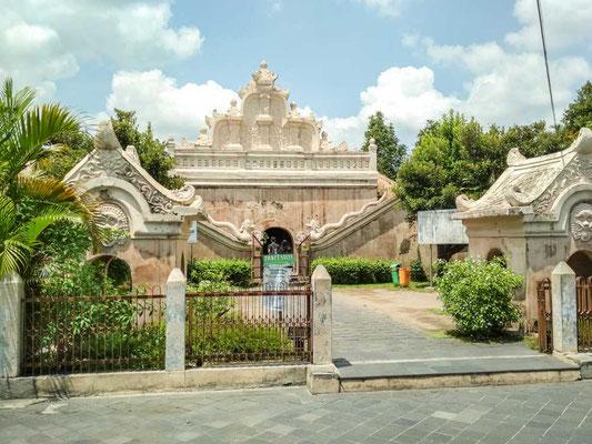Taman Sari (Water Castle) a Yogyakarta (Photo by Gabriele Ferrando - LA MIA ASIA)