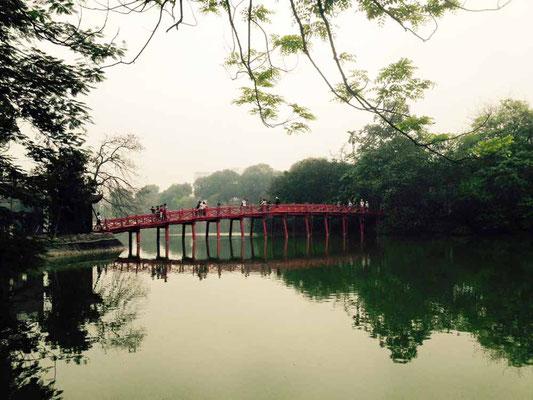 Vietnam. Hanoi. (Photo by Gabriele Ferrando - LA MIA ASIA)