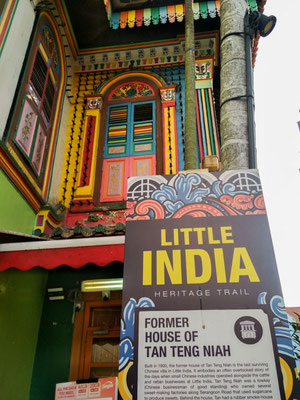 Little India, Singapore (Photo by Gabriele Ferrando - LA MIA ASIA)
