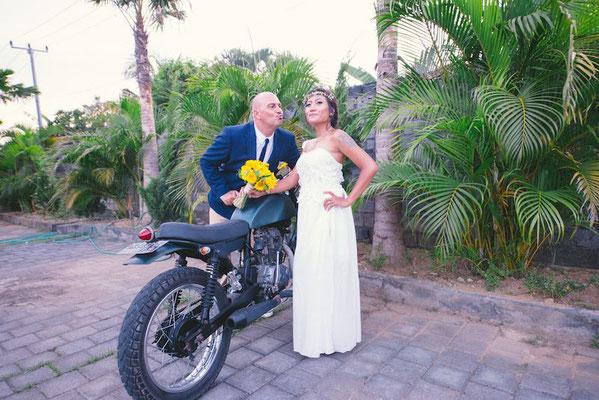 Il mio matrimonio a BALI