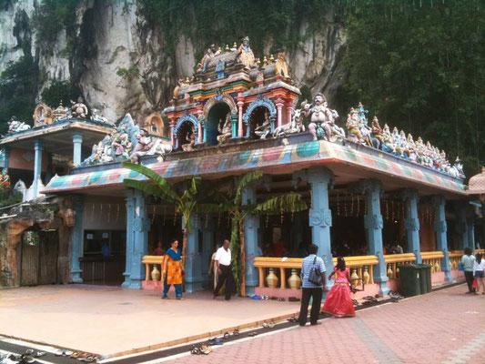 Batu Caves a Kuala Lumpur (Photo by Gabriele Ferrando - LA MIA ASIA)