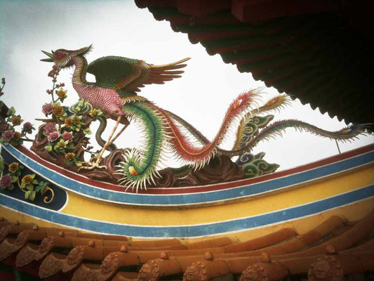 Thean Hou Temple a Kuala Lumpur (Photo by Gabriele Ferrando - LA MIA ASIA)