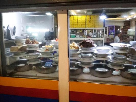 Il Nasi Padang di Sari Bundo (Photo by Gabriele Ferrando - LA MIA ASIA)
