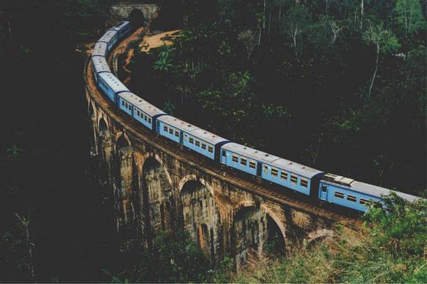 Pacchetto Vacanza in Sri Lanka. Viaggio in treno per Ella