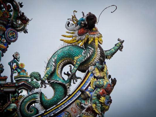 Khoo Kongsi Penang (Photo by Gabriele Ferrando - LA MIA ASIA)
