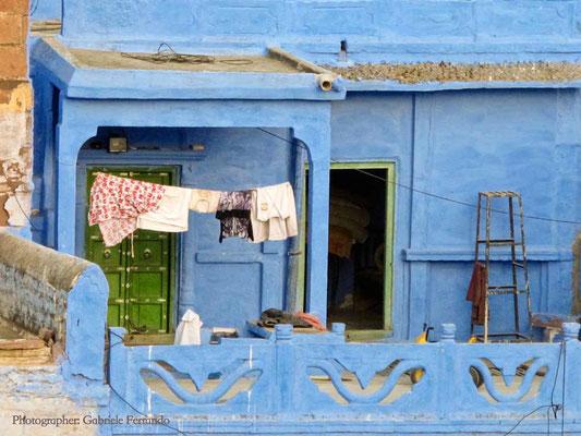 Jodhpur la città blu - INDIA