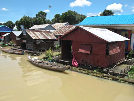 Tonle Sap Floating Village. (Photo by Gabriele Ferrando - LA MIA ASIA)