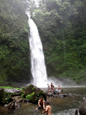 Nungnung Waterfall (Photo by: Gabriele Ferrando)