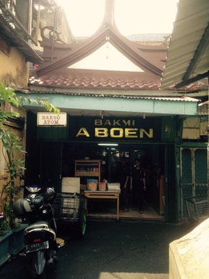 Entrata Bakmi A Boen