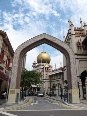 SINGAPORE - Kampong Glam (Photo by Gabriele Ferrando - LA MIA ASIA)