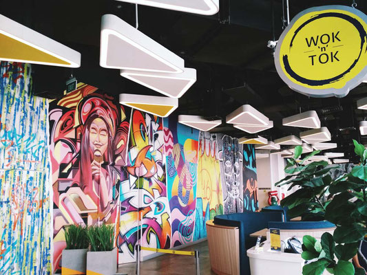 Wok'n'Tok, il ristorante dello Yello Hotel Harmoni di Jakarta (Photo by Gabriele Ferrando - LA MIA ASIA)