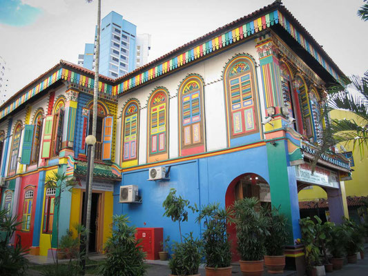Singapore Little India (Photo by Gabriele Ferrando - LA MIA ASIA)