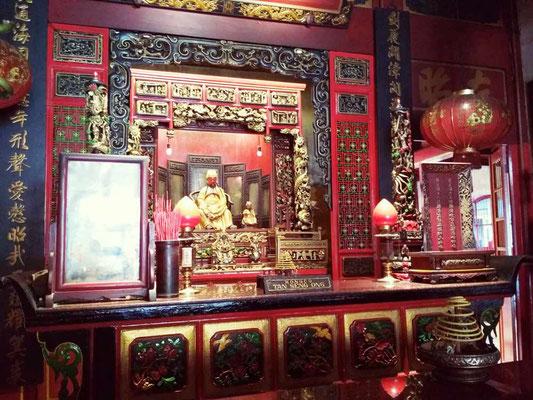 Toa Se Bio Temple in Chinatown di Jakarta (Photo by Gabriele Ferrando - LA MIA ASIA)