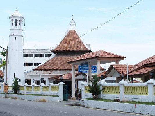Malacca. Moschea Kampung Kling (Photo by Gabriele Ferrando - LA MIA ASIA)