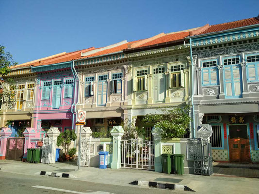 Joo Chiat Road a Singapore (Photo by Gabriele Ferrando - LA MIA ASIA)