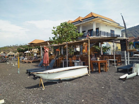 Spiaggia del Warung Segara Amed