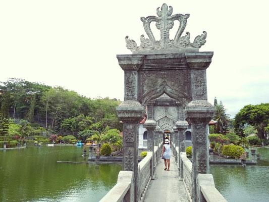 Taman Ujung a Bali
