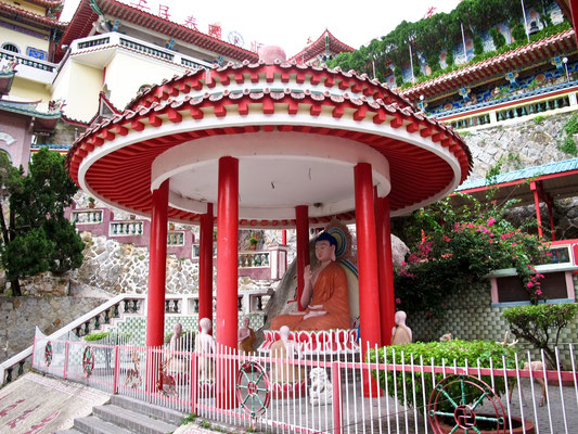 KEK LOK SI TEMPLE Penang (Photo by Gabriele Ferrando - LA MIA ASIA)