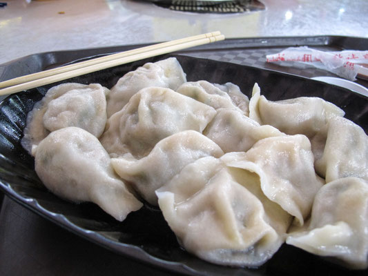 SINGAPORE - Chinese Dumplings (Photo by Gabriele Ferrando - LA MIA ASIA)