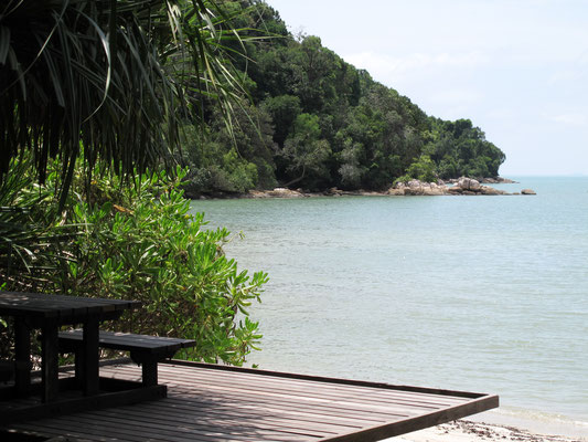 Penang National Park (Photo by Gabriele Ferrando - LA MIA ASIA)
