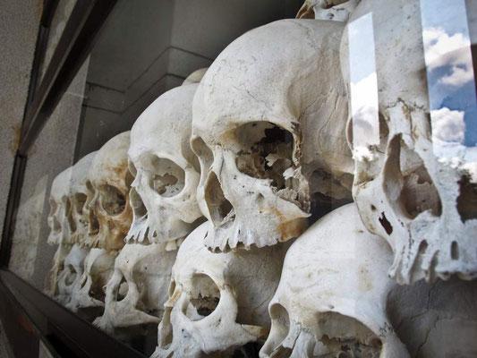 Viaggio di Gruppo in Cambogia - Choeung Ek Memorial (Photo by Gabriele Ferrando - LA MIA ASIA)