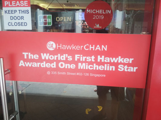 Hawker Chan a Singapore, il ristorante ad una stella Michelin più economico del mondo (Photo by Gabriele Ferrando - LA MIA ASIA)