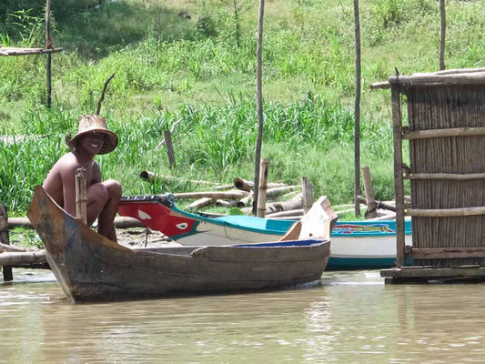 Viaggio di Gruppo in Cambogia - Tonle Sap Lake (Photo by Gabriele Ferrando)