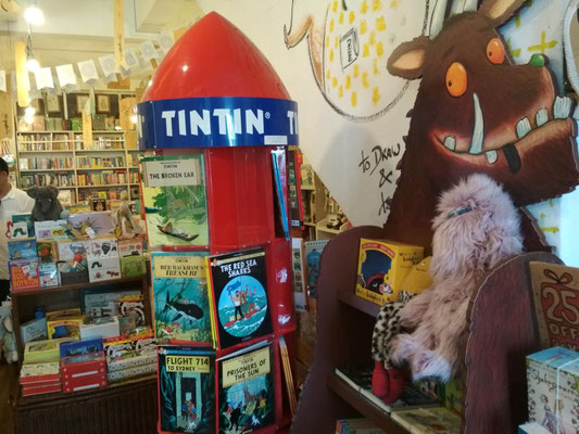 Woods in the Books, libreria per bambini a Tiong Bahru, Singapore (Photo by Gabriele Ferrando - LA MIA ASIA)