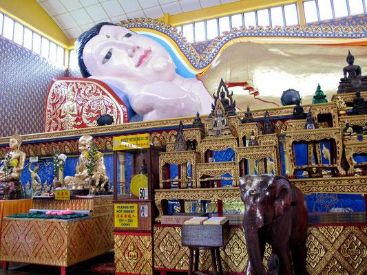 Wat Chaya Mangalaram Penang (Photo by Gabriele Ferrando - LA MIA ASIA)