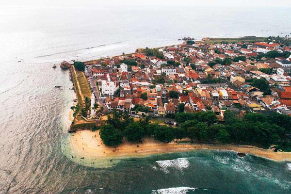 Pacchetto Vacanza in Sri Lanka. Galle Fort