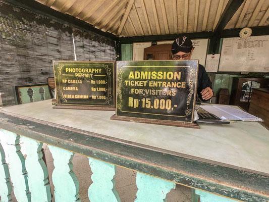 Kraton, Yogyakarta (Photo by Gabriele Ferrando - LA MIA ASIA)