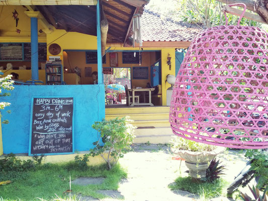 Dove mangiare a Amed Bali. The Grill Restaurant and Bar