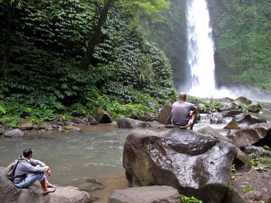 Cascate di Nung Nung - BALI