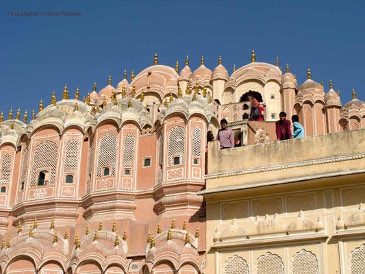 Hawa Mahal a Jaipur - India (Photo by Gabriele Ferrando - LA MIA ASIA)