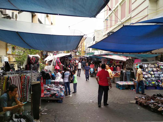 Pasar Baru in Jakarta (Photo by Gabriele Ferrando - LA MIA ASIA)