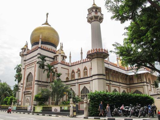 SINGAPORE - KAMPONG GLAM - Masjid Sultan (Photo by Gabriele Ferrando - LA MIA ASIA)