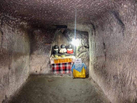 Grotte di Goa Gajah ad Ubud - BALI (Photo by Gabriele Ferrando - LA MIA ASIA)