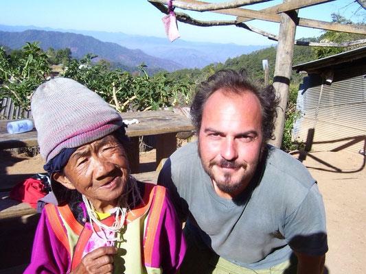 Tribu intorno a Pai - THAILANDIA